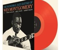 Wes Montgomery Incredible Jazz Guitar = red vinyl =