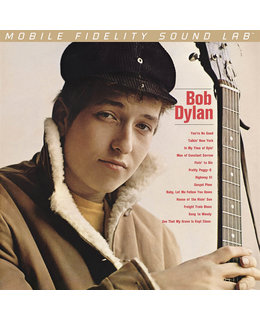 Bob Dylan Bob Dylan (2LP)=MOFI STEREO=  Gain 2™ Ultra Analog 45RPM 180g Series