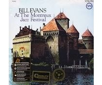Bill Evans -At Montreus Jazz Festival (200g 2LP 45RPM)