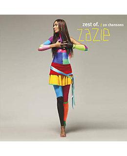 Zazie Zest of (20 Chansons) = 2LP =