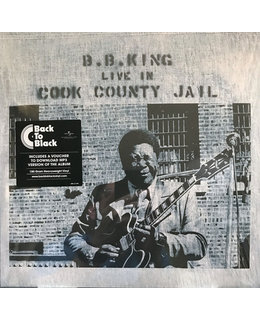 B.B. King Live In Cook County Jail =180g=