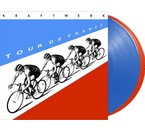 Kraftwerk Tour de France =2LP=coloured vinyl =