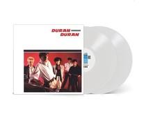 Duran Duran Duran Duran =2020 reissue Limited white vinyl=2LP