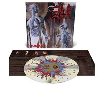 Death Human=Limited coloured vinyl