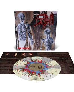 Death Human=Limited coloured vinyl