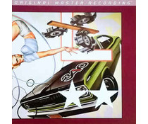 Cars, the Heartbeat City  = 180g vinyl = MFSL =
