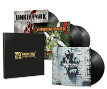 Linkin Park Hybrid Theory =4LP= 2020 reissue Box Set =20th . Deluxe Edition