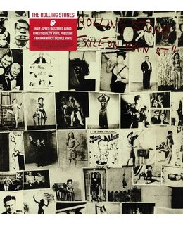 Rolling Stones, the Exile on Main Street =Half-Speed=2020 remastered