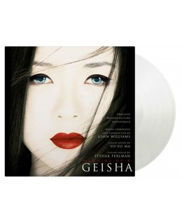 OST - Soundtrack- Memoirs Of A Geisha =Limited Coloured=2LP=