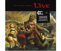 Live Throwing Copper =180g 2LP=