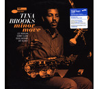 Tina Brooks Minor Move ( Blue Note's New Tone Poets Series )