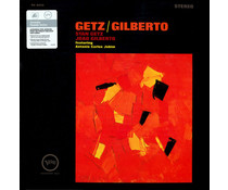 Stan Getz Getz / Gilberto= Acoustic Sound Series=HQ vinyl=