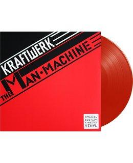 Kraftwerk Man Machine - Coloured red vinyl