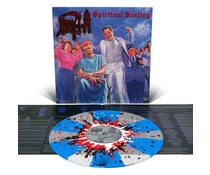 Death Spiritual Healing  =Limited coloured vinyl