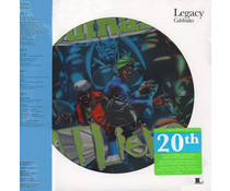 Outkast ATLiens  = picture disc 2LP=