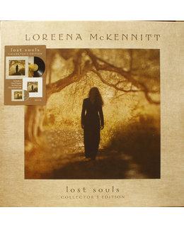 Loreena McKennitt Lost Souls  ( 180g LP + CD ) = box set =