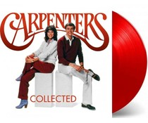 Carpenters Collected = 2xLP =180g (red vinyl limited)