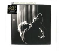 U2 Wide Awake In America = remaster 180g vinyl=