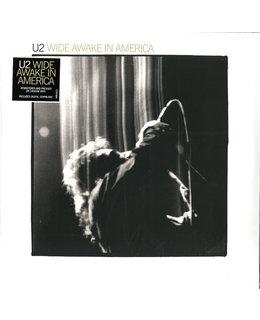 U2 Wide Awake In America = 33rpm EP= 180g
