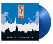 Acda en de Munnik Groeten Uit Maaiveld =180g =limited coloured vinyl=