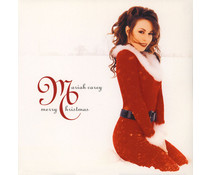 Mariah Carey Merry Christmas =red vinyl =