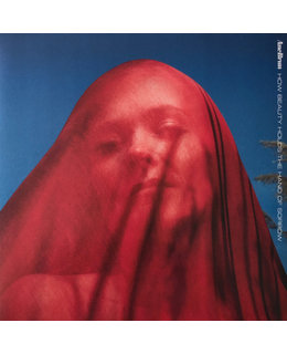 Ane Brun How Beauty Holds The Hand Of Sorrow = Red vinyl=