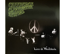 Creedence Clearwater Revival= CCR = Live In Woodstock  =2LP=
