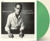 Bill Evans / Trio Sunday at the Village Vanguard =180g= coloured vinyl=