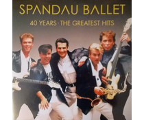 Spandau Ballet Greatest Hits ( 40 Years )=180g=2LP