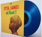 Etta James -At Last = Coloured vinyl =