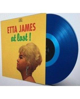 Etta James At Last = Coloured vinyl =