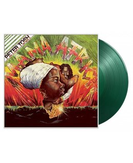 Peter Tosh Mama Africa = remastered 180g vinyl= coloured =
