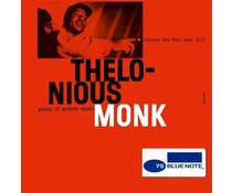 Thelonious Monk Genius of Modern Music vol 2 = 75 Blue note reissue =