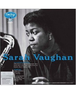 Sarah Vaughan Sarah Vaughan( with Clifford Brown) = 2020 Acoustic Sound Series=