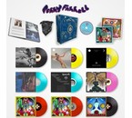 Perry Farrell The Glitz; The Glamour = coloured 9xLPS+Blueray =
