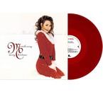 Mariah Carey Merry Christmas =red vinyl =