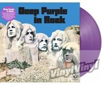 Deep Purple - In Rock =purple coloured vinyl =