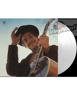 Bob Dylan Nashville Skyline  = white vinyl=