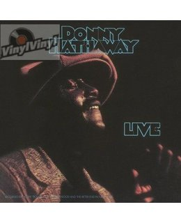 Donny Hathaway Live =180g=gatefold
