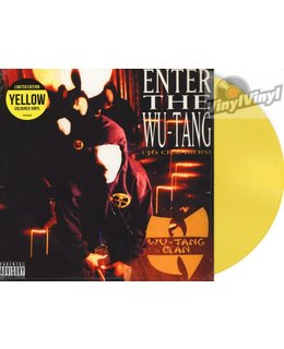 Wu-Tang Clan Enter the Wu-Tang (36 Chambers of Shaolin tribute) - COLOURED - Copy