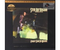 Stevie Ray Vaughan/ Double Trouble Couldn't Stand the Weather  (Limited Edition UltraDisc One-Step 45rpm Vinyl 2LP)