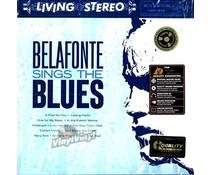 Harry Belafonte -Sings the Blues = 200g LP=