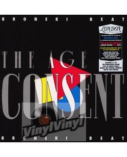 Bronski Beat Age of Consent - limited Pink vinyl + bonus 2CD