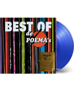 De Poemas Best of = 180g Coloured vinyl =