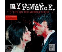 My Chemical Romance Life On The Murder Scene = RSD exclusive=limited coloured LP=