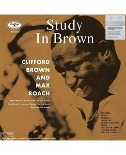 Clifford Brown / Max Roach Study In Brown =Verve Acoustic Sounds Series
