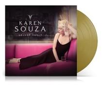 Karen Souza - Velvet Vault =coloured vinyl =