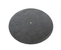 Tonar -Black Leather Mat
