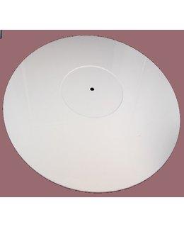Tonar Tonar Pure White Perspex Mat