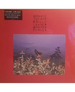 Bonnie Prince Billy I Made A Place =red 180g vinyl =